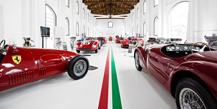 Ferrari Driving - Maranello and Modena - www.grand-tourist.com