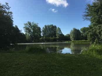 The Mill Pond at Blere