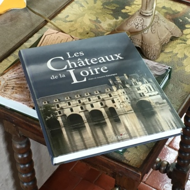 An interesting coffee table book on the chateaux of the Loire