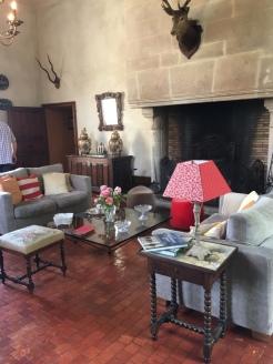 Chateau Islette - interior