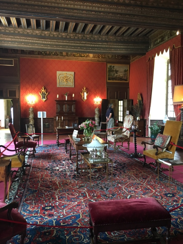 The Great Hall, Chateau de l'Islette