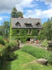 The Old Mill at Chateau de l'Islette