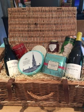 Fortnum & Mason Hamper just arrived....