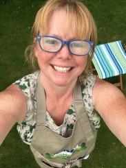 The landlady!