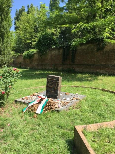 Bassani memorial - Ferrara