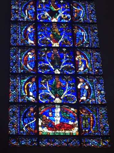 Chartres - Tree of Jesse