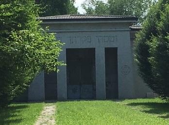 La Tomba Monumentale dei Finzi-Contini