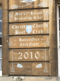 Christ Church - Torpids results