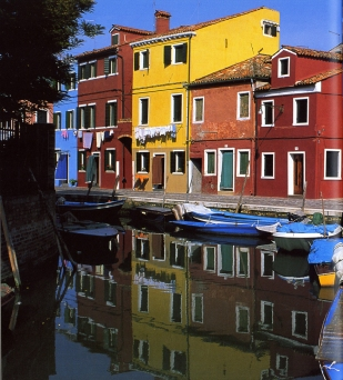 Burano - Fishermen's Cottages