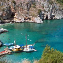 Southern Italy - coastline