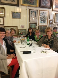 A fabulous ladies lunch at da Romano