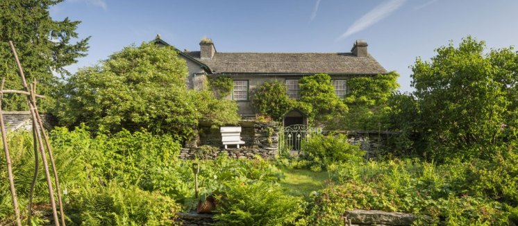 Hill Top Farm, Sawrey - Beatrix Potter's home in the Lakes