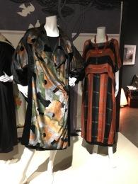 Black silk, satin and velvet for true elegance