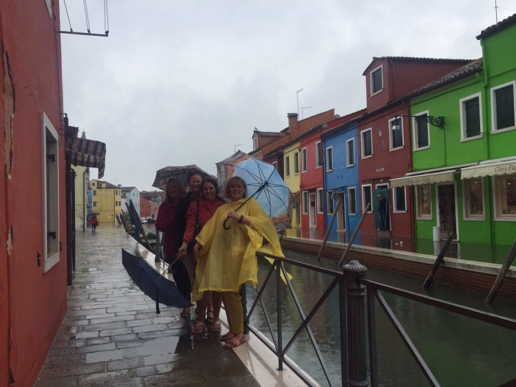 Just singing in the rain