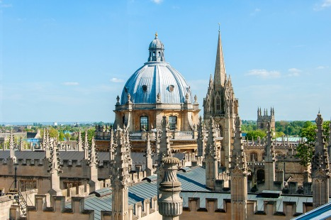 Oxford - Spires and Towers