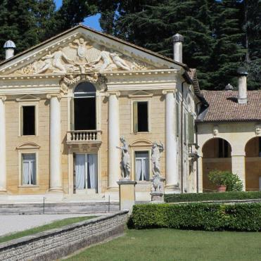 Villa Barbaro, Maser - west wing
