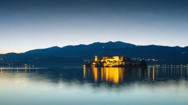Lago di Orta, Italy