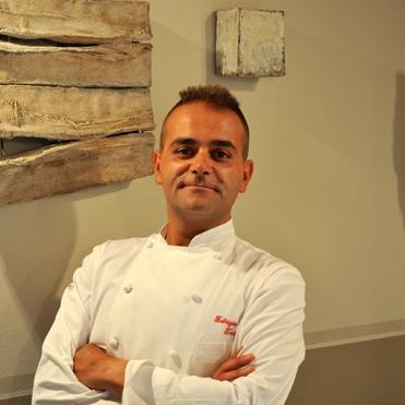 Fabrizio, chef at Locanda di Orta