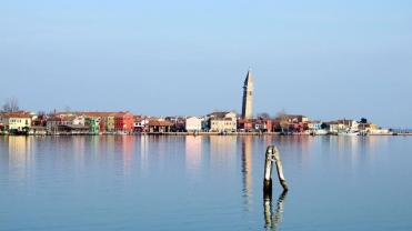 Venice - the lagoon looking towards Burano - join us in these idyllic surroundings for a Writer's Retreat - September 2019 - https://wp.me/p5eFNn-3DV