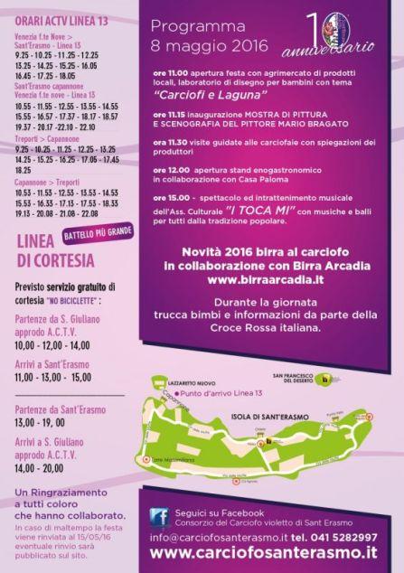 Festa di Carciofi - 2016