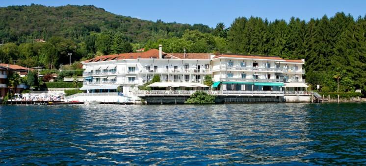 The fabulous family-run Giardinetto Hotel, Lago di Orta