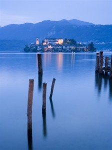 Lake Orta - just an hour from Milan