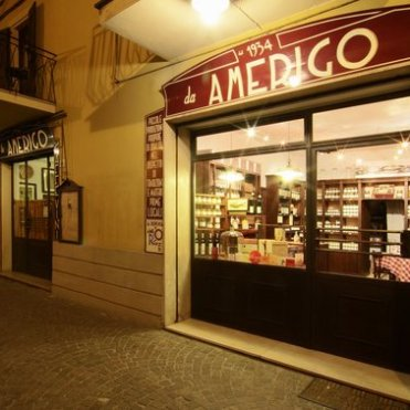 Amerigo Ristorante, Savigno, Emilia Romagna