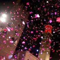 Verona - Hearts and confetti