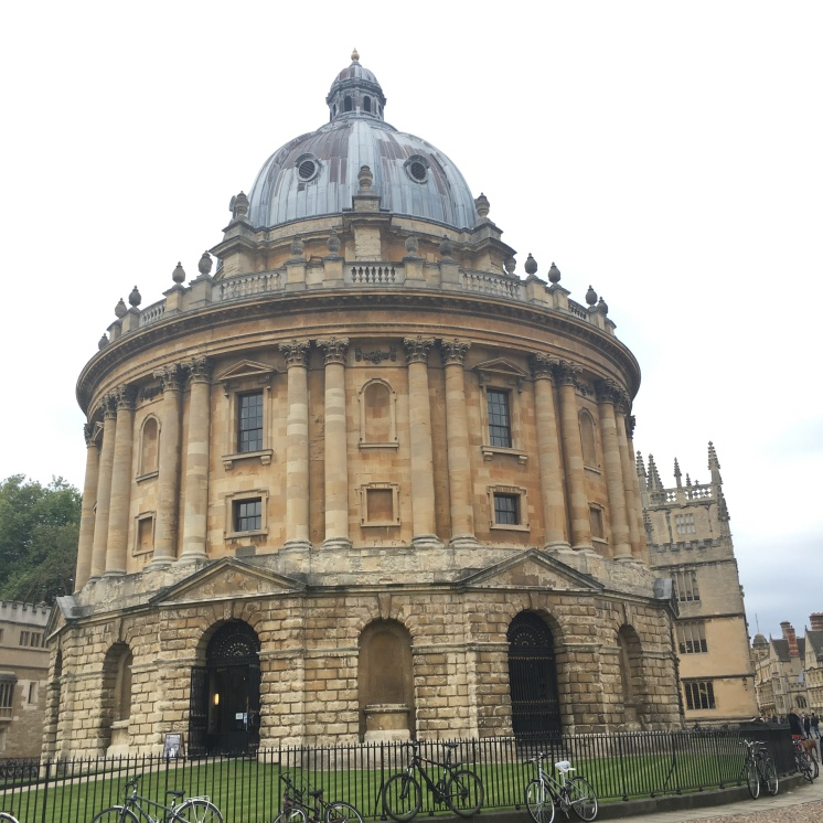 Oxford - Radcliffe Camera (library)
