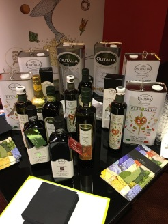 Olive Oils of Italy