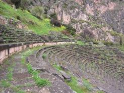 Delphi - theatre
