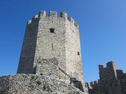 Greece, Mount Olympus - Crusader Castle