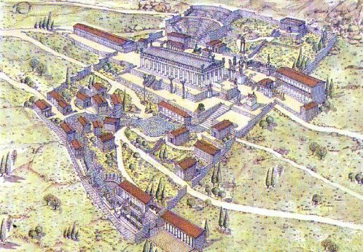 Delphi - possible reconstruction
