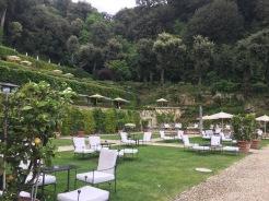Villa San Michele - gardens
