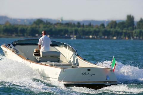 Beluga - Bertoldi Boats