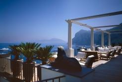 Capri - terrace