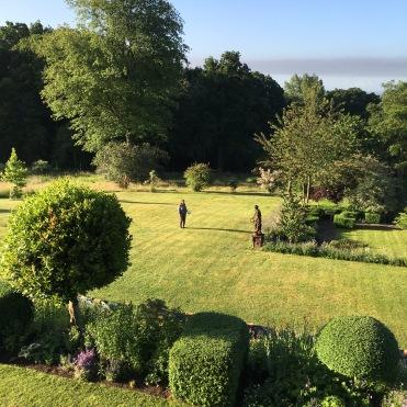 Louise's garden