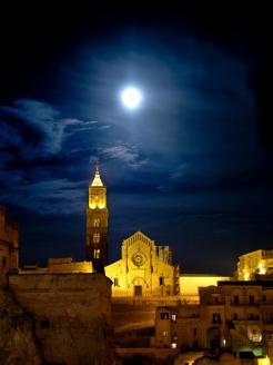 Duomo, Matera, Basilicata