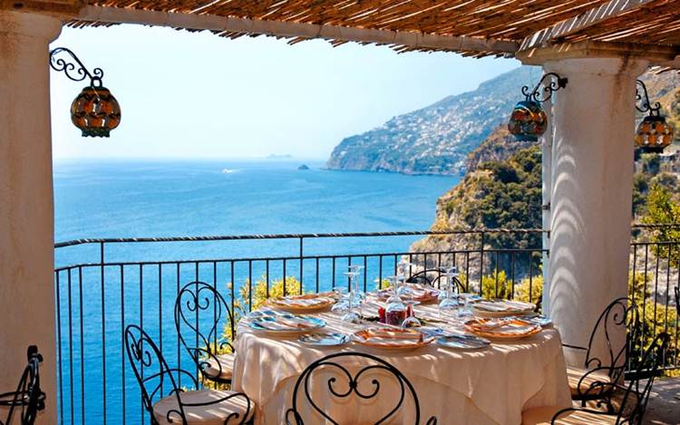 La Conca, Amalfi