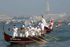 The Vogalonga Regatta, Venice