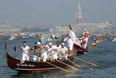 The Vogalonga Regatta, Venice