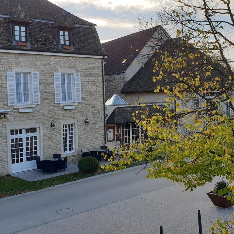 Le Montrachet Hotel, Puligny Montrachet, Burgundy