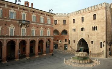 Palazzo della Podesta, Fabriano