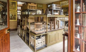 Soane's numerous architectural models
