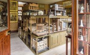 Soane's numerous architectural models