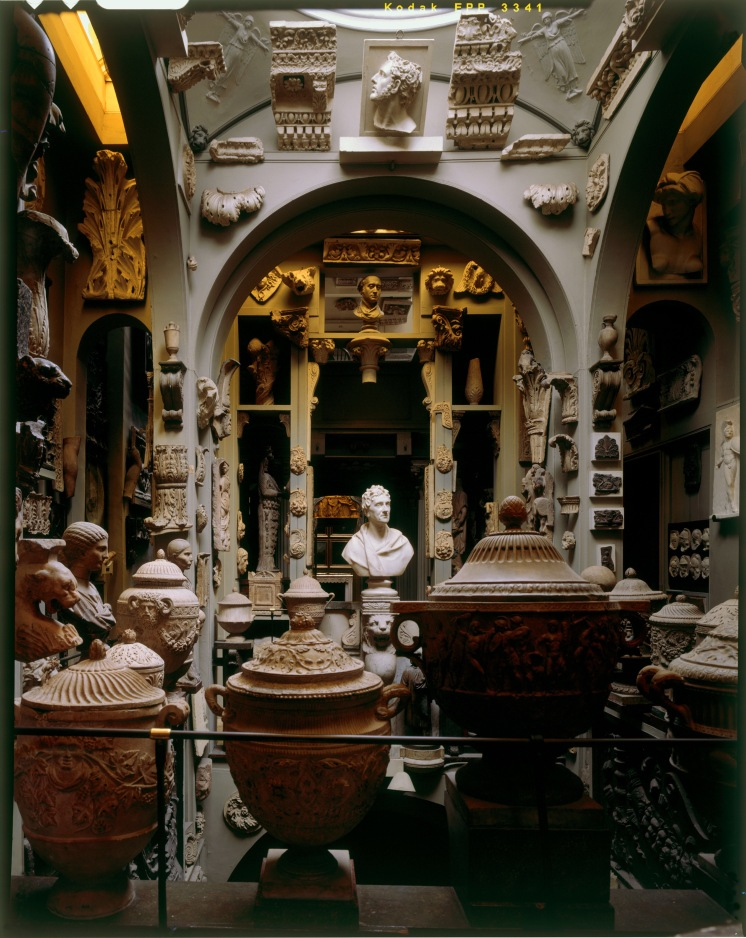 Soane Museum - collection