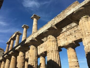 Temple of Nettuno, Paestum