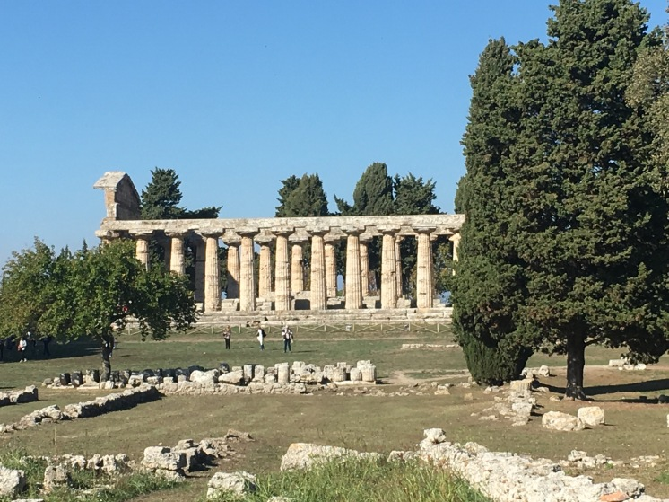 Paestum, spectacular Greek Temple site