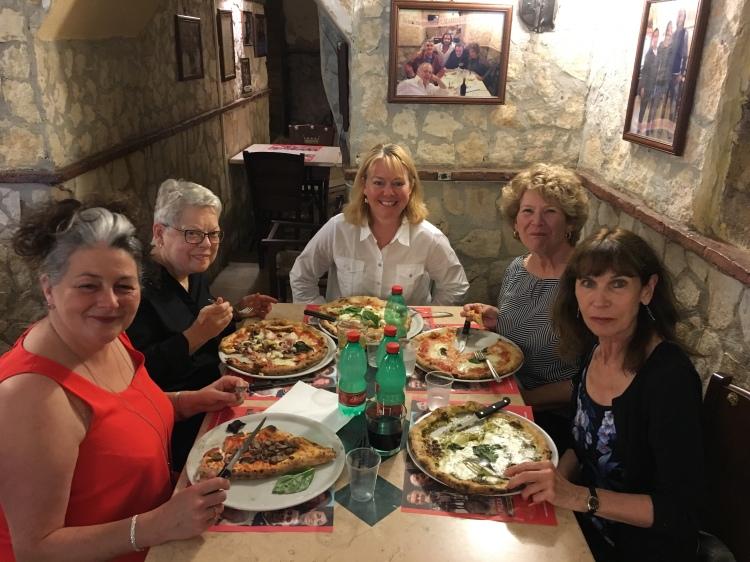 Pizzeria Presidente, Napoli