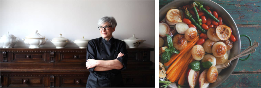 Ca' de Memi - Michela Tasca, Owner and Chef